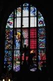 Mariacki Kirche in Krakau Stockfotografie