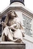 Mariae Włochy Obraz Royalty Free