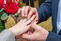 mariage image libre de droits