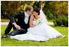 Mariage Photo stock