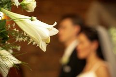 Mariage #39 Photo libre de droits