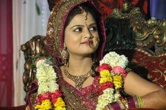 Mariage dans l'Inde Images stock