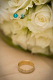 mariage de 002 boucles Photographie stock