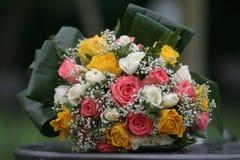 mariage de 12 bouquets Image libre de droits