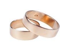 mariage de boucle Photo stock