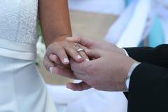 mariage de cérémonie Photos libres de droits
