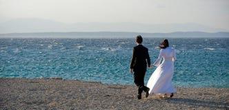 mariage de couples images stock