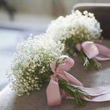 Mariage de fleurs images libres de droits