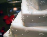 mariage de gâteau Images stock