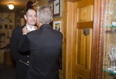 Mariage de Ross Swezy au Vermontn 1 Photographie stock libre de droits