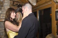 Mariage de Ross Swezy au Vermontn 3 Image libre de droits