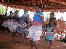 mariage de samburu Image libre de droits