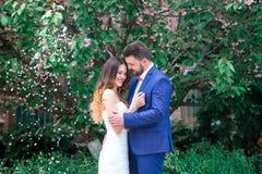 Mariage de style de Boho Images libres de droits