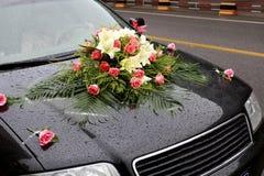 mariage de véhicule Photos stock