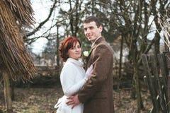 Mariage de vintage Photo libre de droits