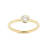 Mariage Diamond Ring Photographie stock libre de droits