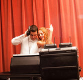 Mariage DJ Photos stock
