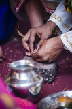Mariage indien Image stock