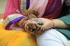 Mariage indou Image libre de droits