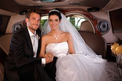 Mariage-jour Photographie stock