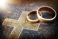 Mariage pour toujours Image libre de droits