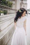 Mariage royal dans la vieille ville Photographie stock libre de droits