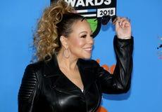 Mariah Carey royalty-vrije stock afbeelding