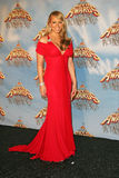 Mariah Carey Photographie stock libre de droits