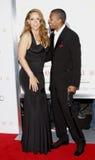 Mariah Carey i Nick Cannon Zdjęcie Stock
