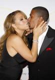 Mariah Carey i Nick Cannon Zdjęcia Royalty Free