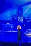 Mariah Carey Launches 'MARIAH 1 TO INFINITY' At Caesars Palace I Stock Photos