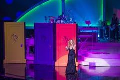 Mariah Carey Launches 'MARIAH 1 TO INFINITY' At Caesars Palace I Royalty Free Stock Photo