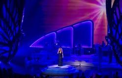 Mariah Carey Launches 'MARIAH 1 TO INFINITY' At Caesars Palace I Royalty Free Stock Images