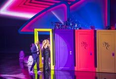 Mariah Carey Launches 'MARIAH 1 TO INFINITY' At Caesars Palace I Stock Photo