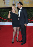 Mariah Carey Nick Cannon Royaltyfri Fotografi