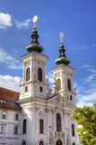 Mariahilfer church in Graz Stock Image