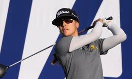 Mariajo Uribe at the ANA inspiration golf tournament 2015 Royalty Free Stock Photos