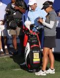 Mariajo Uribe at the ANA inspiration golf tournament 2015 Royalty Free Stock Photography