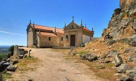 Marialva church in Meda Stock Image
