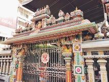 Mariamman tempel Arkivfoton