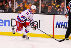Marian Gaborik New York Rangers Stock Photography