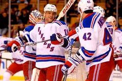 Marian Gaborik New York Rangers Stock Images
