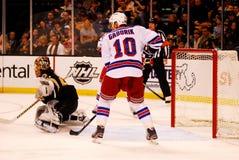 Marian Gaborik New York Rangers Royalty Free Stock Photography