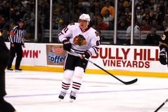 Marian Hossa Chicago Blackhawks. Chicago Blackhawks forward Marian Hossa #81 stock photography