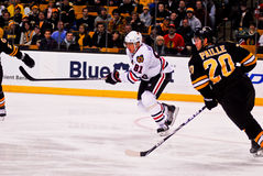 Marian Hossa Chicago Blackhawks. Chicago Blackhawks forward Marian Hossa #81 stock photo
