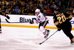 Marian Hossa Chicago Blackhawks Stock Image