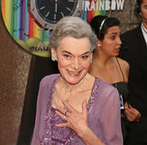Marian Seldes bei 64. jährlichem Tony Awards im Jahre 2010 Lizenzfreie Stockfotos