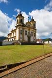Mariana old city Royalty Free Stock Photography