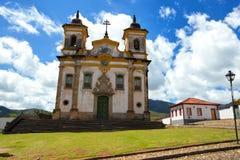 Mariana old city Royalty Free Stock Photo