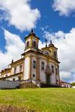 Mariana old city Royalty Free Stock Photos